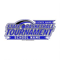 Girl 39 S High School Basketball State Apparel T Shirt