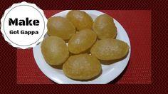 How to Make Golgappa (Pani Puri)