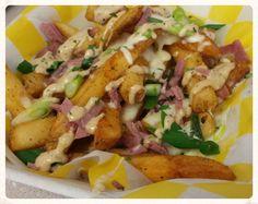 Pastrami Cheese Fries | Third Season in Bellbrook
