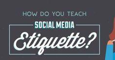 Netiquette: Infografica di bon ton per il web http://www.digital-coach.it/2014/blog/infografiche-digital-social/netiquette-spiegamola-infografica/