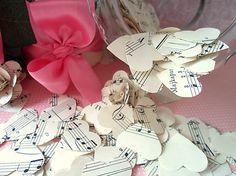 little_birdie / svadobné konfety