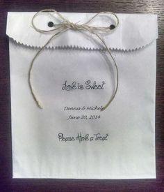 HAND MADE BARN STYLE WEDDING FAVOR INSPIRATION FOR YOUR BARN THEMED WEDDING