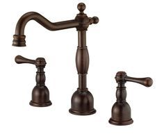 Danze Deck Mounted Roman Tub Faucet Trim From the Opulence Collection Tumbled Bronze Faucet Roman Tub Double Handle Clawfoot Tub Faucet, Roman Tub Faucets, Bathroom Sink Faucets, Shower Faucet, Shower Tub, Bathtub, Shower Heads, Freestanding Tub Filler, Industrial