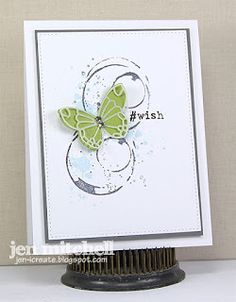#wish, hashtags, Cupcake Inspirations 310,Surprise Sweetie, I Create, butterflies, Stampin Up, Stamping Bella, Tim Holtz, My Creative Time