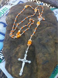 Michelle's rosary http://brendalou2.blogspot.com/