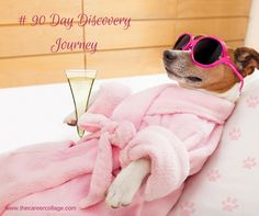 Special Offer!  $99 (Includes live calls and a private Facebook group!) The 90 Day Discovery Journey is all about discovery.  You will be on the path to discover how you want to feel, who you want to be, and what you want to do.  What you want to be could be in the form of a new career, or perhaps a hobby.  Maybe it's a change of scenery.  You may not really know what it is that you desire, but at the end of the 90 days you should be well on your way.