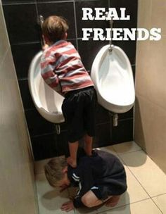Real friends lmao....