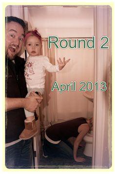 Pregnancy announcement. #Funny