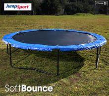 JumpSport SoftBounce Trampoline, 14ft. V4-01 - Model TRJ-S-11350-01