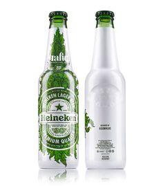 Heineken limited edition / 2015 on Behance