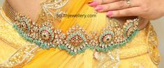 Indian Jewellery Designs - Latest Indian Jewellery Designs 2020 ~ 22 Carat Gold Jewellery one gram gold Indian Jewellery Design, Indian Jewelry, Jewellery Designs, Sterling Silver Jewelry, Gold Jewelry, Long Pearl Necklaces, Gold Necklace, 22 Carat Gold, Silver Roses