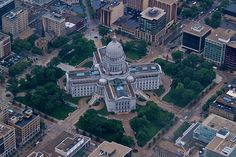 Wisconsin State Capitol [Madison, WI]
