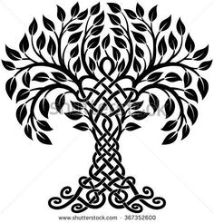 Tree Of Life Drawing Pattern Celtic Knots Ideas Celtic Quilt, Celtic Symbols, Celtic Art, Celtic Knots, Celtic Dragon, Mayan Symbols, Egyptian Symbols, Ancient Symbols, Celtic Patterns
