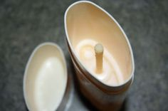 Gentle, All Natural Deodorant Stick Recipe - Keeper of the Home
