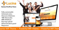 Lucina - Creative WordPress Theme - http://www.codegrape.com/item/lucina-creative-wordpress-theme/4902