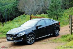 Volvo S60 D4 Cross Country: Um Sedan Aventureiro!