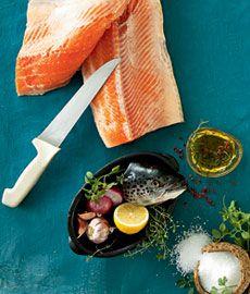 Por uma vida saudável, coma mais peixe