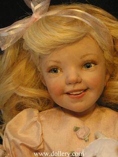 Jane Bradbury Collectible Dolls, Kitty Kitty