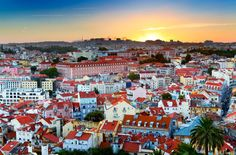 Plan your upcoming trip to Lisbon with the top things to see and do in Lisbon Portugal. From the Belem Tower to Santa Justa Lift, create your perfect trip. Lonely Planet, Best Places In Greece, Backpack Through Europe, Portugal Travel Guide, Portugal Vacation, Spring Break Destinations, Top Destinations, Cities In Europe, Spain And Portugal