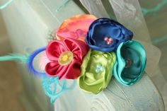 Ribbon Sash in Jewel Tones for Maternity by thelaughingprincess, $28.00