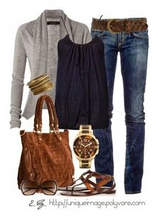 Fall/Winter Casual Outfit