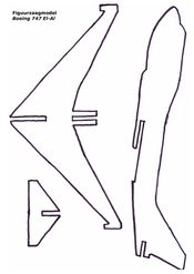 Een vliegtuig maken van hout, door te figuurzagen. Kost iets meer moeite en tijd, maar voor wat grotere kinderen heel leuk om te doen! Cardboard Model, Cardboard Crafts, Wood Crafts, Paper Crafts, Paper Airplane Models, Model Airplanes, Paper Models, 3d Puzzel, Foam Cutter