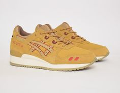 #Asics Gel Lyte III - Honey Mustard - Outdoor Pack #sneakers