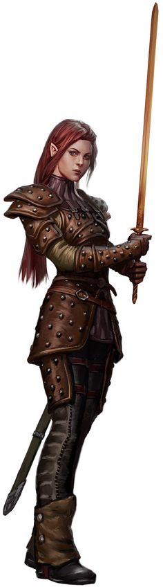Javier Charro | fantasy game character