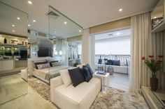 Wir zeigen euch 11 fantastische Ideen für kleine Wohnungen bzw. Einraumwohnungen, die euch womöglich dazu anregen, das ein oder andere Möbelstück zu verrücken oder sogar, den gesamten Raum neu zu planen.