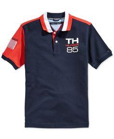 Tommy Hilfiger Nautical Stripe Tee L//S Maglietta Bambina