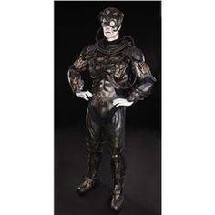 Original Borg costume.