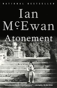 thesis statement for atonement by ian mcewan