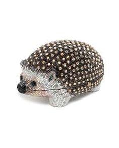 Hedgehog Evening Bag - Judith Leiber -
