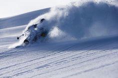 "Oskar Enander Photography på Instagram: ""The weightless feeling in between turns. @windstedt at @stellarheli a few days ago. #skiing #powder #snow #canada #explorebc"""