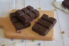 Χειροποίητη σοκολάτα χωρίς ζάχαρη - Miss Healthy Living Recipies, Healthy Living, Cooking Recipes, Sweets, Candy, Vegan, Chocolate, Sweet Dreams, Kai