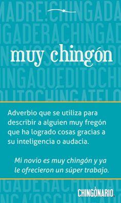 #muychingón: El póster de la semana en @ElChingonario.