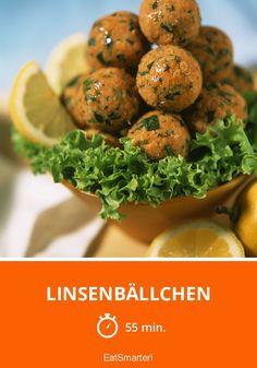 Linsenbällchen - smarter - Zeit: 55 Min. | eatsmarter.de