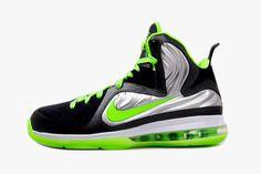 Nike LeBron 9 iD: Foamposite Option