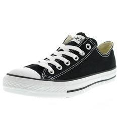 official photos 154e2 a8c6f Converse - CT All Star Classic Low Canvas Sneaker (Big Kid) - Black Converse