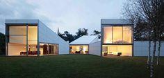 Origami House | Barcelona, Spain | OAB Carlos Ferrater Architecture