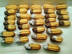 Greek Sweets, Almond Cookies, Greek Recipes, Recipe Box, Biscuits, Recipies, Oven, Blog, Healthy Recipes