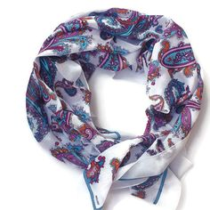 Check out this item in my Etsy shop https://www.etsy.com/listing/473099885/cotton-turkish-scarf-white-paisley-large