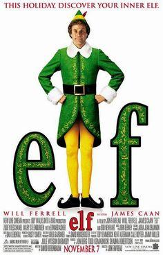 El señor de los bloguiños: Elf (2003) de Jon Favreau