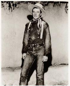 John Wayne - Stagecoach 1939
