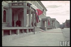 Third Reich Color Pictures: The Führerbau