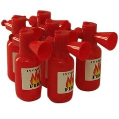 Fire Extinguisher Water Gun (6pc)
