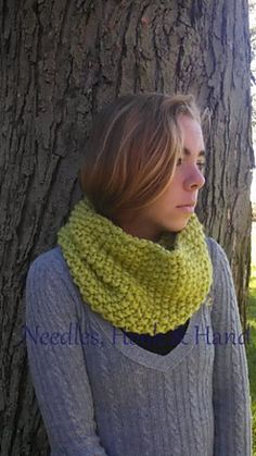 Ravelry: Sweet Seeds Cowl pattern by Johanna Rollins