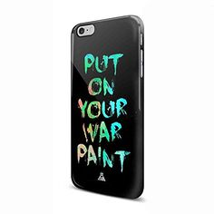 Fall Out Boy Quote Put on Your War Paint 3d for Iphone and Samsung (iPhone 6 plus) 3D Case http://www.amazon.com/dp/B0105NCHX4/ref=cm_sw_r_pi_dp_LHIIvb0H3PZHX