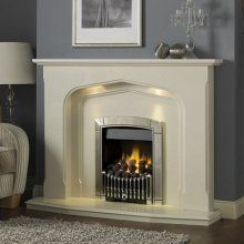 The latest addition to the collection is the Lydford marble fireplace, it boasts exquisite architectural features. Starting under the shelf, around the Tudor arch the beautifully crafted ogee profile is a marvellous example of amazing craftsmanship and luxury. It's an exquisite piece which will bring light, warmth, tradition, and style to any space.