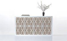 PANYL for IKEA EXPEDIT / KALLAX | PANYL DIY Furniture Wraps